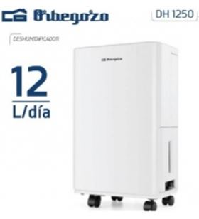Orbegozo -PAE-DES DH 1250 deshumidificador dh 1250/ depósito 12l 17718 - 8435568402386