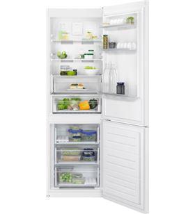 Zanussi ZNME32EW0 frigorifico combi 925993398 1860mm de libre instalacion - 7332543789528
