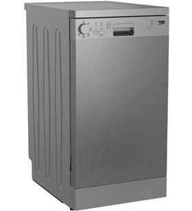 Beko DFS05024X lavavajillas inox (5p 10s) 45cm Lavavajillas - 8690842470127
