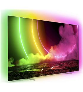 Philips 55OLED806 tv oled 139 cm (55'') ultra hd 4k android tv ambilight - PHI55OLED806