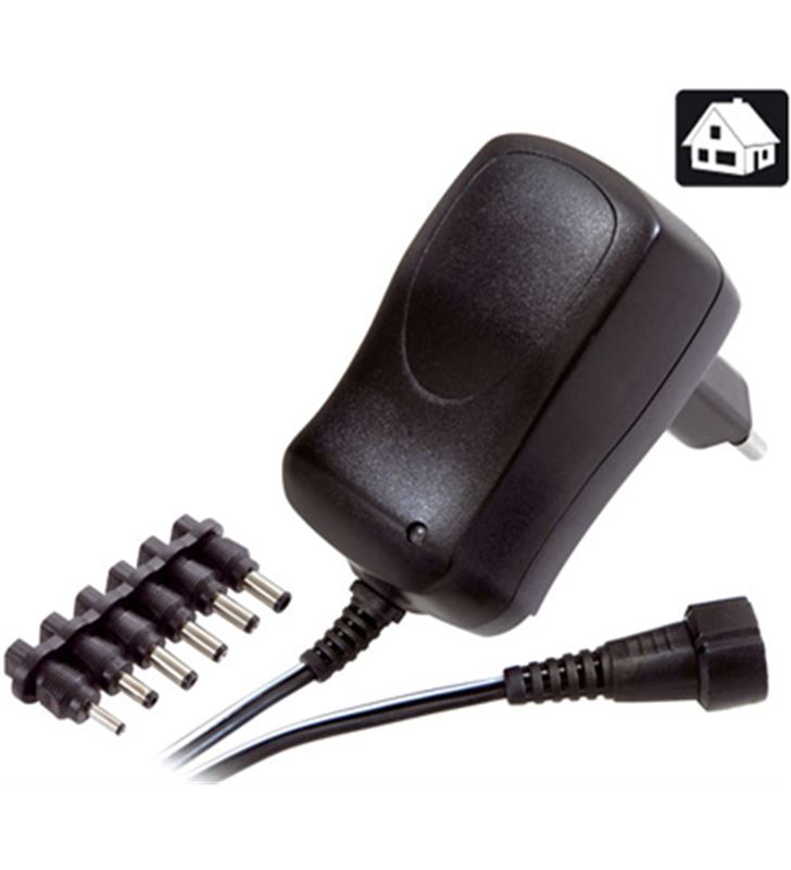 Alimentador univ. 6 conectores Vivanco 27822 Cables - 27822