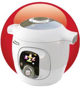 Moulinex CE7011 robot de cocina cookeo, 20. 6l, (2 a 6 come. - CE7011