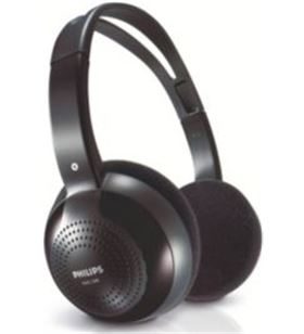Philips auricular inalámbrico por infrarrojosdoble banda shc130010