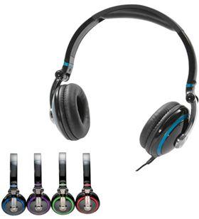 Vivanco 28888/FAS5061 auricular hi-fi fashion azul 28888 - 28888-FAS5061