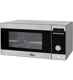 Teka microondas grill 23l mwe230g inox 40590440
