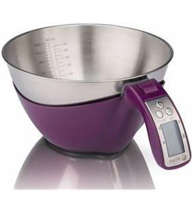 Balanza cocina Fagor pae bc550, 5kg, digital, bol 976010026