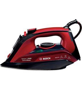 Bosch TDA503001P plancha vapor 3000w roja Planchas - TDA503001P