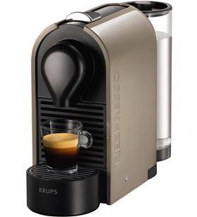 Cafetera nespresso Krups XN250A u beige