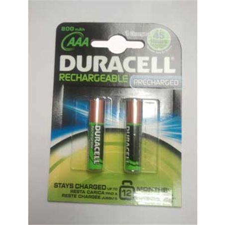 Braun pilas duracell aaa2bcdrecargbl, recargable, alc recarglr03b2 - 5000394203815