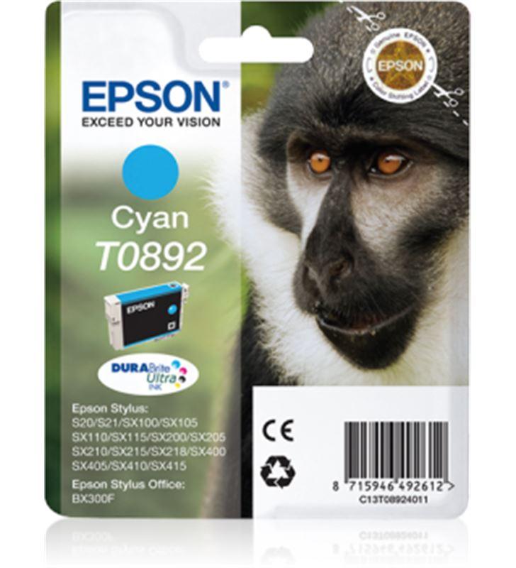 Cartucho tinta Epson C13T18034010 magenta (margar Fax digital y cartuchos de tinta - C13T08924011