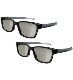 Philips gafas 3d pasivas PTA436/00 (2 unidades)