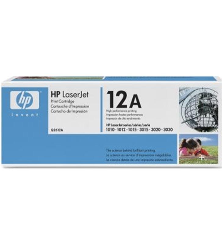 Toner Hp 12a (Q2612A) Fax digital y cartuchos de tinta - Q2612A