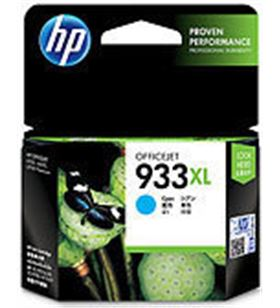Cartucho tinta Hp 933xl cian CN054AE - Fax digital cartuchos - CN054AE