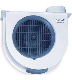 Cata 00116002 extractor cocina gs600, 480m3/h Extractores - 8422248100601