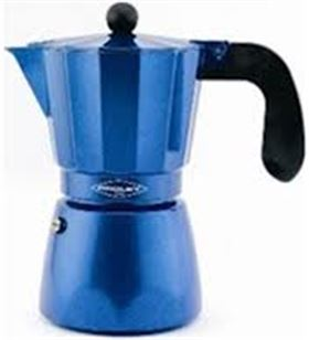 Cafetera 9t induccion rojo Oroley 215070400,