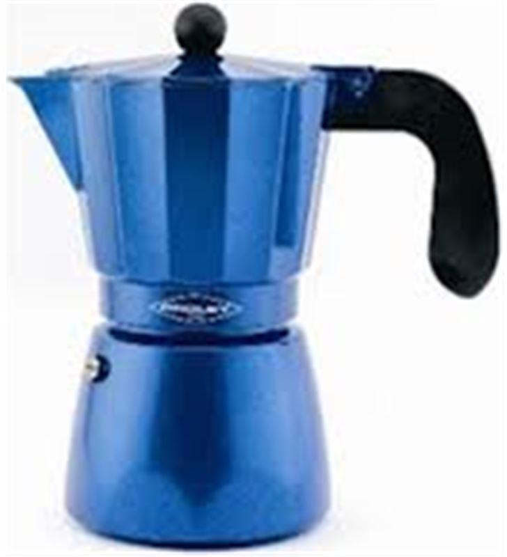 Cafetera 9t induccion rojo Oroley 215070400, Cafeteras inox - 215070400