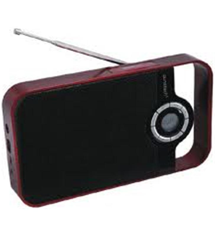 Radio portatil digital Sunstech RPDS250RD Radio - RPDS250RD