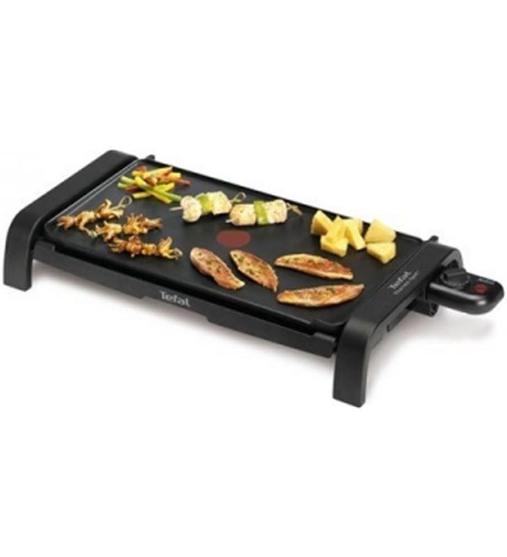 Plancha cocina Tefal cb5408, 2000w. antiadherent CB540812 - CB5408