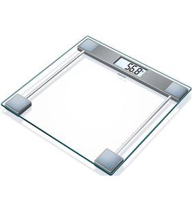 Beurer bascula baño GS11 digital cristal