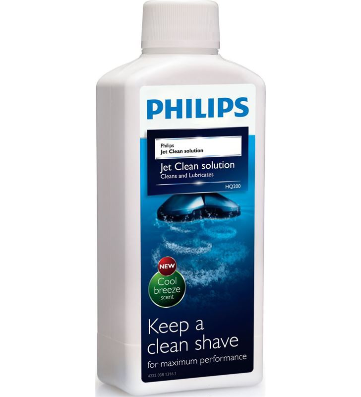 Liquido limpiador Philips pae hq20050, perfumado, HQ200/50 - HQ20050