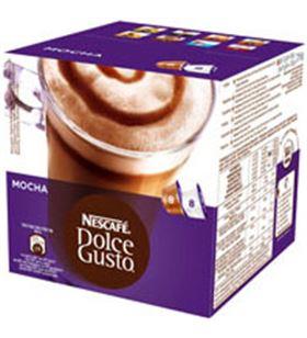 Nestle cafe mocha (moka) dolce gusto 12120147 combinado