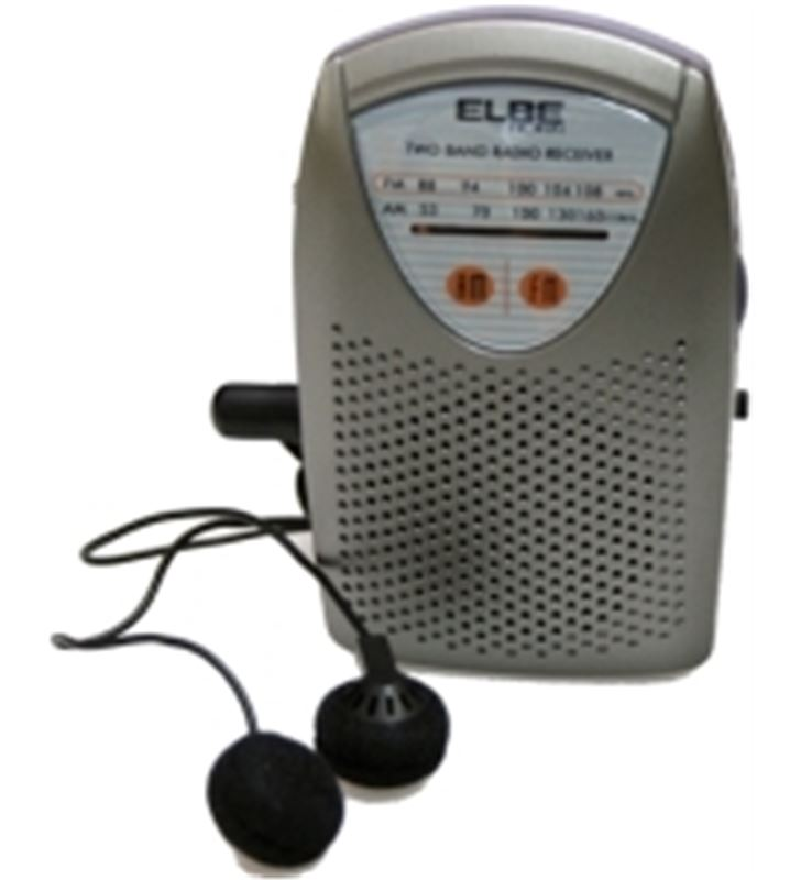 Mini radio bolsillo Elbe RF50 Radio - 48106XRF50
