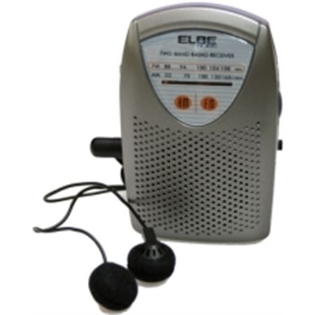 Mini radio bolsillo Elbe RF50 Radio - 48106XRF50
