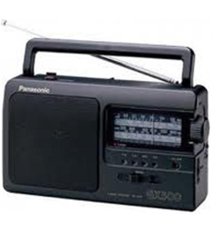 Radio Panasonic RF3500E9K, radio sintonizador fm/a - RF3500E9K