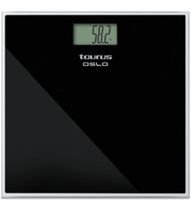 Bascula baño oslo Taurus 990539 digital, peso 150... - 990539