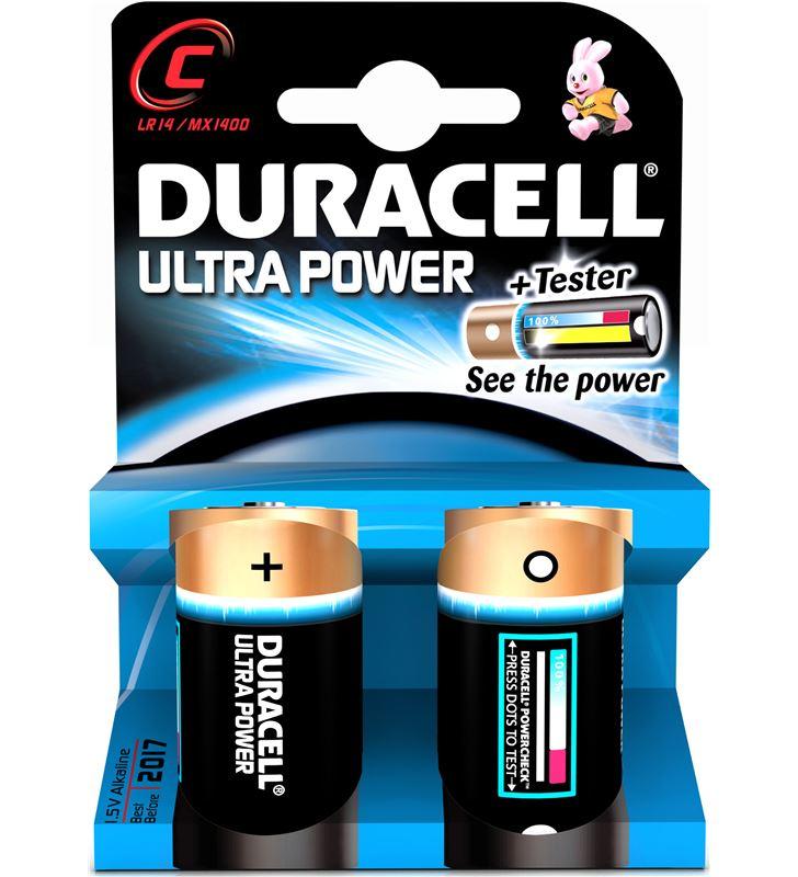 Braun pilas duracell alcali. ultra power c lr14 al 2kp clr14ultra - C(LR14)ULTRA