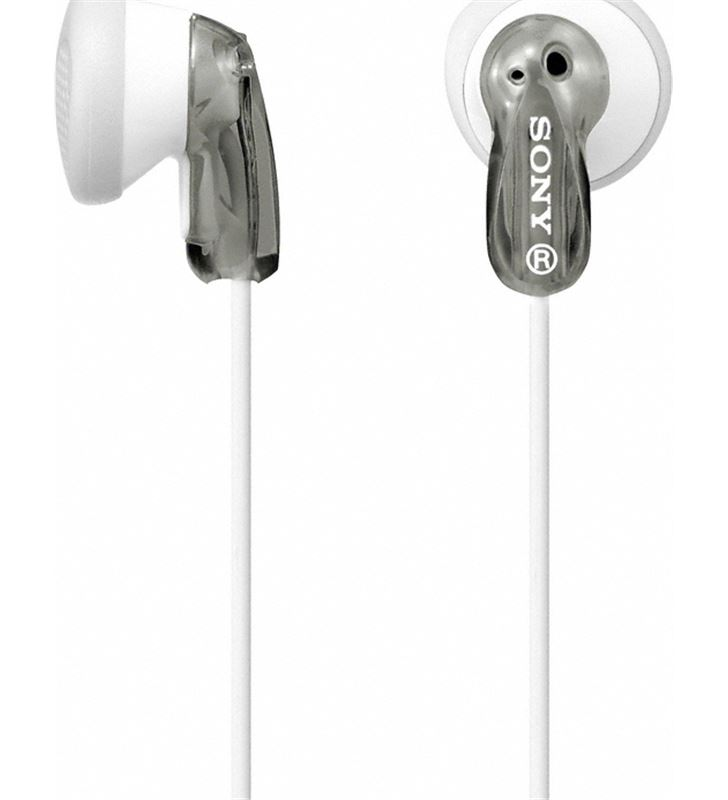 Auricular de boton Sony MDRE9LPHAE, exteriores cla - MDRE9LPHAE