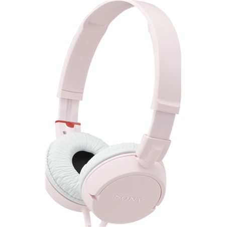 Auricular de aro rosa Sony mdrzx100pae, superligeros y MDRZX110PAE - MDRZX100PAE