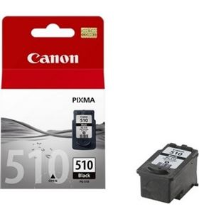 Cartucho tinta Canon pg510 negra 2970B001 Fax digital y cartuchos de tinta - 4960999617015