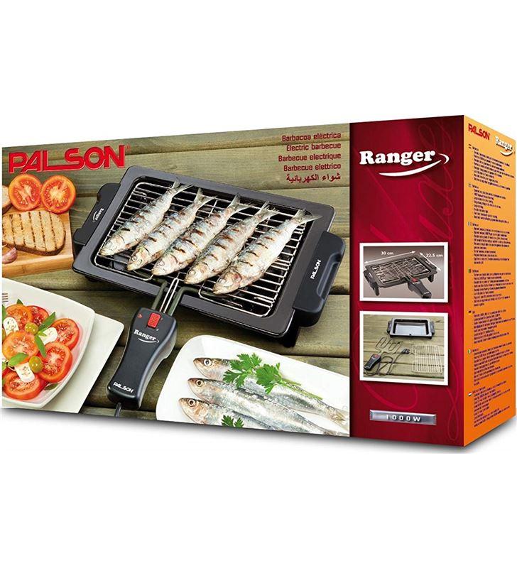 Barbacoa Palson pequeña ranger mod 30558 Barbacoas, grills planchas - 8428428805588