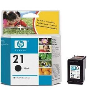 Cartucho tinta Hp 21 (C9351AE) Fax digital cartuchos - C9351AE