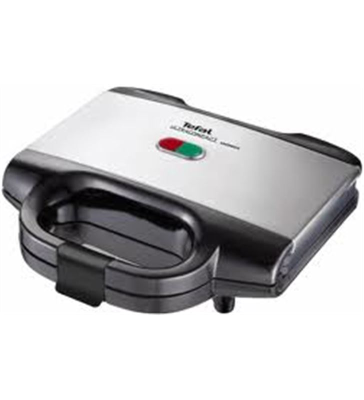 Sandwichera Tefal sm1552, ultracompact 700w, 2 c. TEFSM155212 - SM1552
