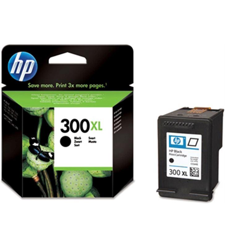 Cartucho tinta Hp nº 300 negra CC640EE Fax digital y cartuchos de tinta - CC641EE
