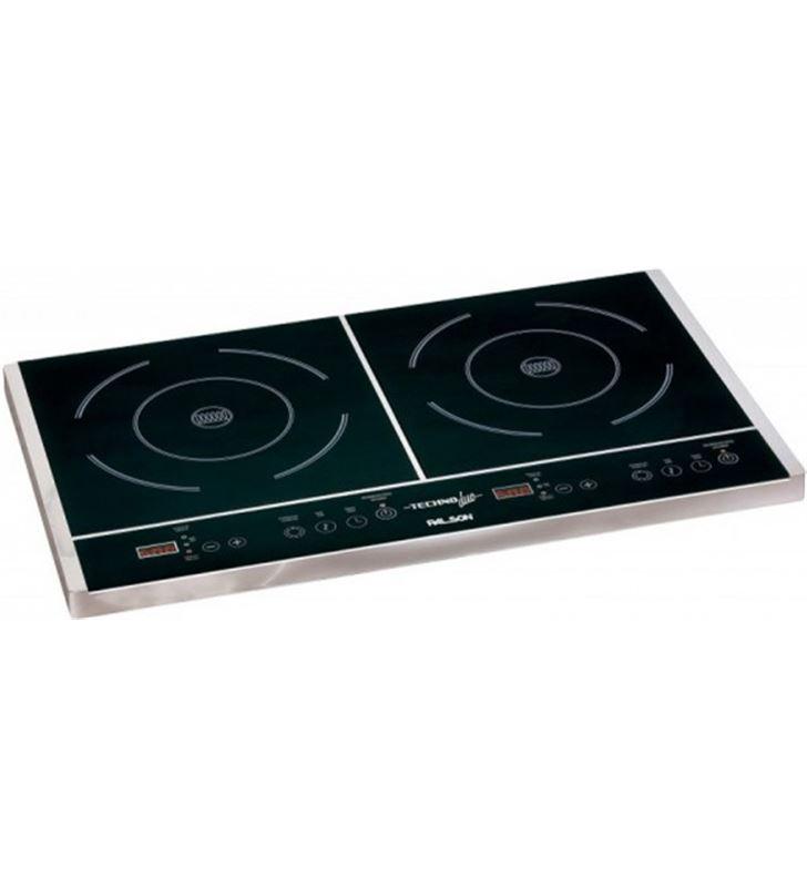 Palson placa induccion techno duo 30512 Vitroceramicas y placas de induccion - 8428428805120