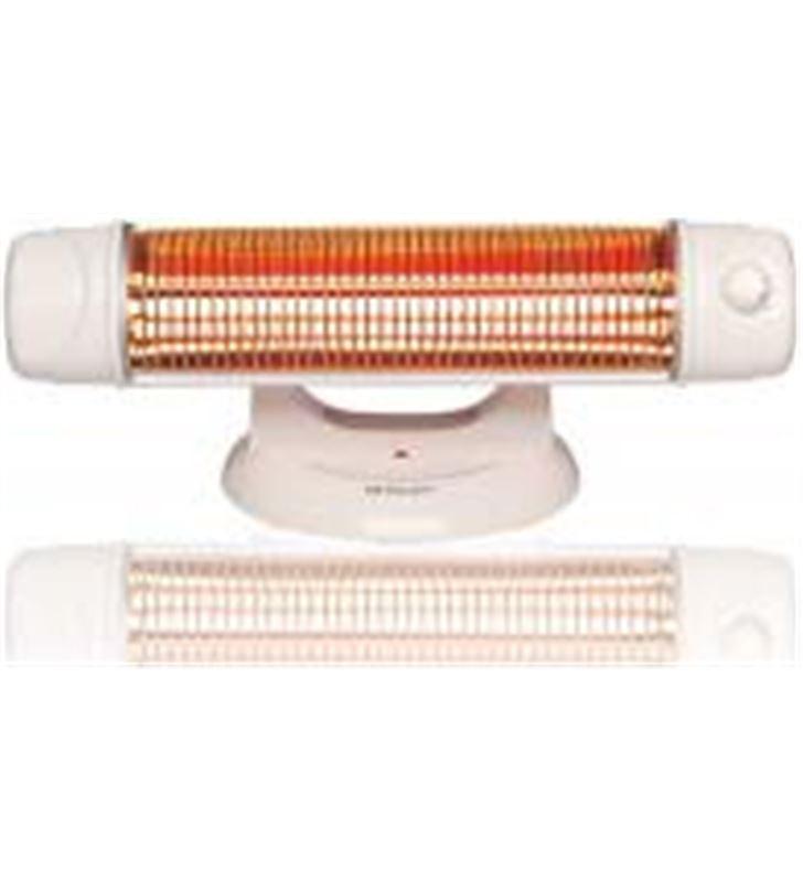 Radiador cuarzo Orbegozo BP5003, 1200w, 2 tubos, b - BP5003