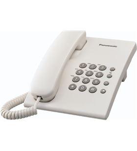 Panasonic telefono sobremesa kx-ts500exw blanco KXTS500EXW