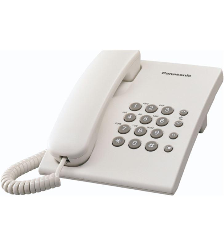 Panasonic telefono sobremesa kx-ts500exw blanco KXTS500EXW - KXTS500EXW