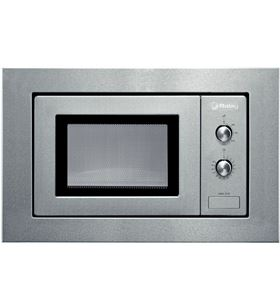Balay microondas s/grill 18l 3WMX1918 integrable Microondas integrables - 3WMX1918