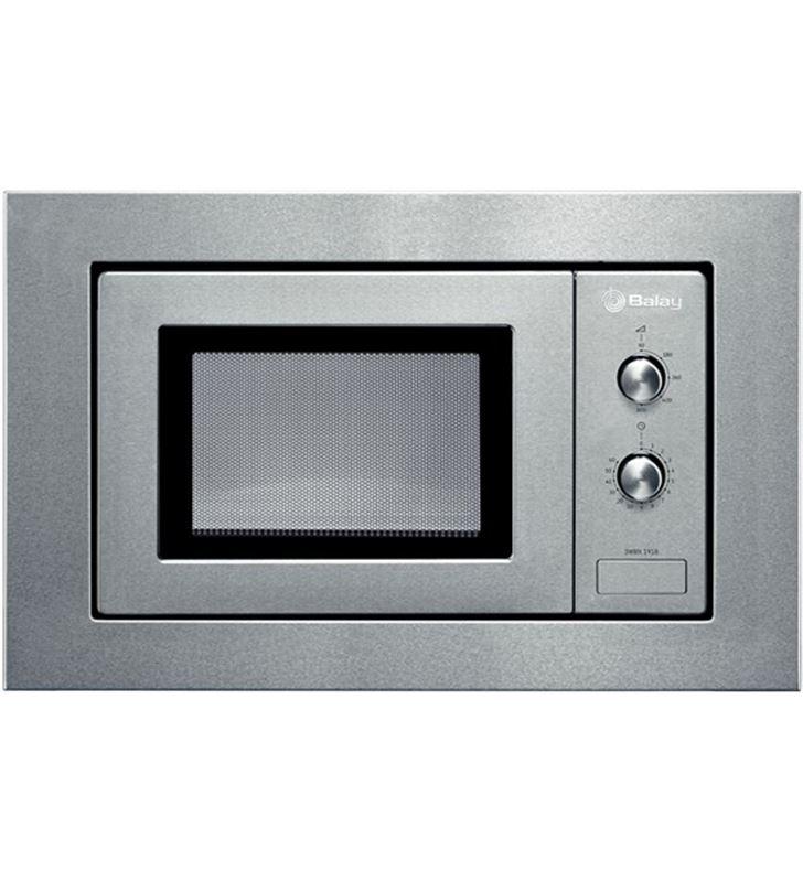 Balay microondas s/grill 18l 3WMX1918 integrable Microondas integrables - 3WMX1918
