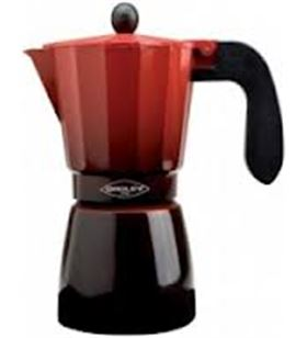 Oroley cafetera 6t induccion rojo 215070300