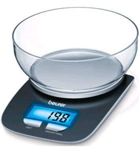 Beurer KS25 balanza cocina digital bowl Basculas - KS25