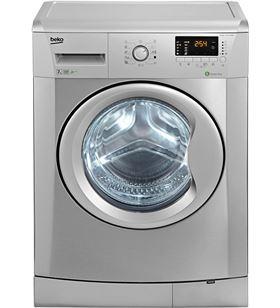 Beko lavadora carga frontal WMB71032PTMX display electrónico 7kg 1000rpm