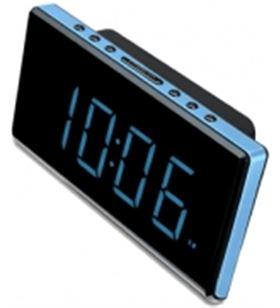 Sunstech radio reloj FRD28BL Despertadores - FRD28BL