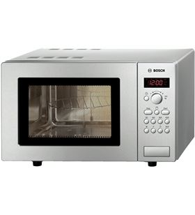 Bosch microondas HMT75G451, 18l, 800w, grill, inoo - HMT75G451