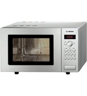 Bosch microondas HMT75G451, 18l, 800w, grill, inoo