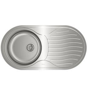 Teka fregadero inox dr801c1e 1 seno escurridor, 10110005 - 10110005